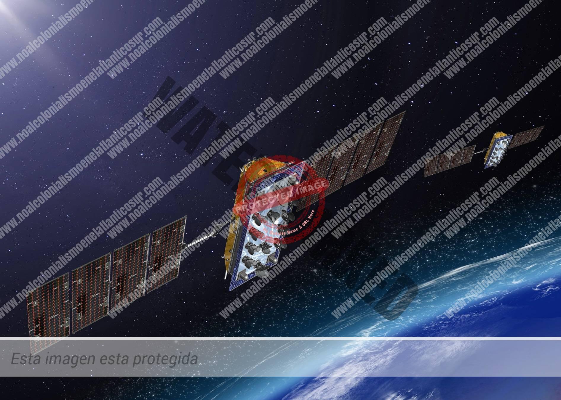 Malvinas Prueba Terreno Para Sistema Satelital Que Podria Revolucionar La Conectividad Movil No Al Colonialismo En El Atlantico Sur